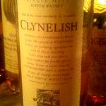 エステル - CLYNELISH 14yo 43% (花と動物シリーズ)