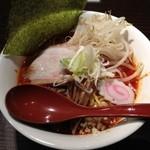 Fuji  - 料理写真:海老辛ラーメン