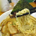 ラーメンめろう - 細麺リフト
