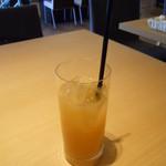 ビアンキカフェ&サイクルズ - アップルジュース