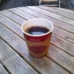 シアトルズ ベストコーヒー - ドリップコーヒー280円