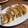 鶴亀 - 料理写真:焼き餃子(600円)