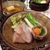 東急ハーヴェストクラブ南紀田辺 - 料理写真:クエ鍋。東京ではあまり見かけませんね。