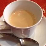 エコ ロロニョン - 3回目2013年1月20日 ホットコーヒー