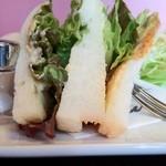 ギオン - モーニング サンドイッチ