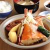 海辺 - 料理写真:金目鯛の煮付け定食