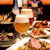 ベルギービール デリリウムカフェ レゼルブ - 料理写真:約70種の様々なグラスで飲む直輸入ベルギービールと伝統料理やフレンチを中心のメニューと合わせながら食するのもベルギービールの醍醐味です