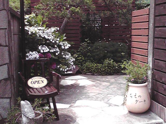 ちえのケーキ 鎌倉由比ガ浜ガーデンカフェ