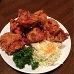 萬香館 - 鶏の唐揚げ ¥650