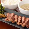 伊達の牛たん - 料理写真:極厚芯たん定食