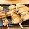 蕎麦前処 二尺五寸 - 料理写真:手羽&もも串