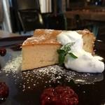 ポートマンズカフェ - チーズケーキ