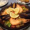 スペイン料理サブロッソ - 料理写真:パエリア