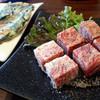 十楽 - 料理写真:特選サイコロステーキ