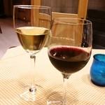 クレープ クレープ - ワイン