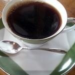 喫茶室 豆灯 - 本日の珈琲(パプアニューギニア)