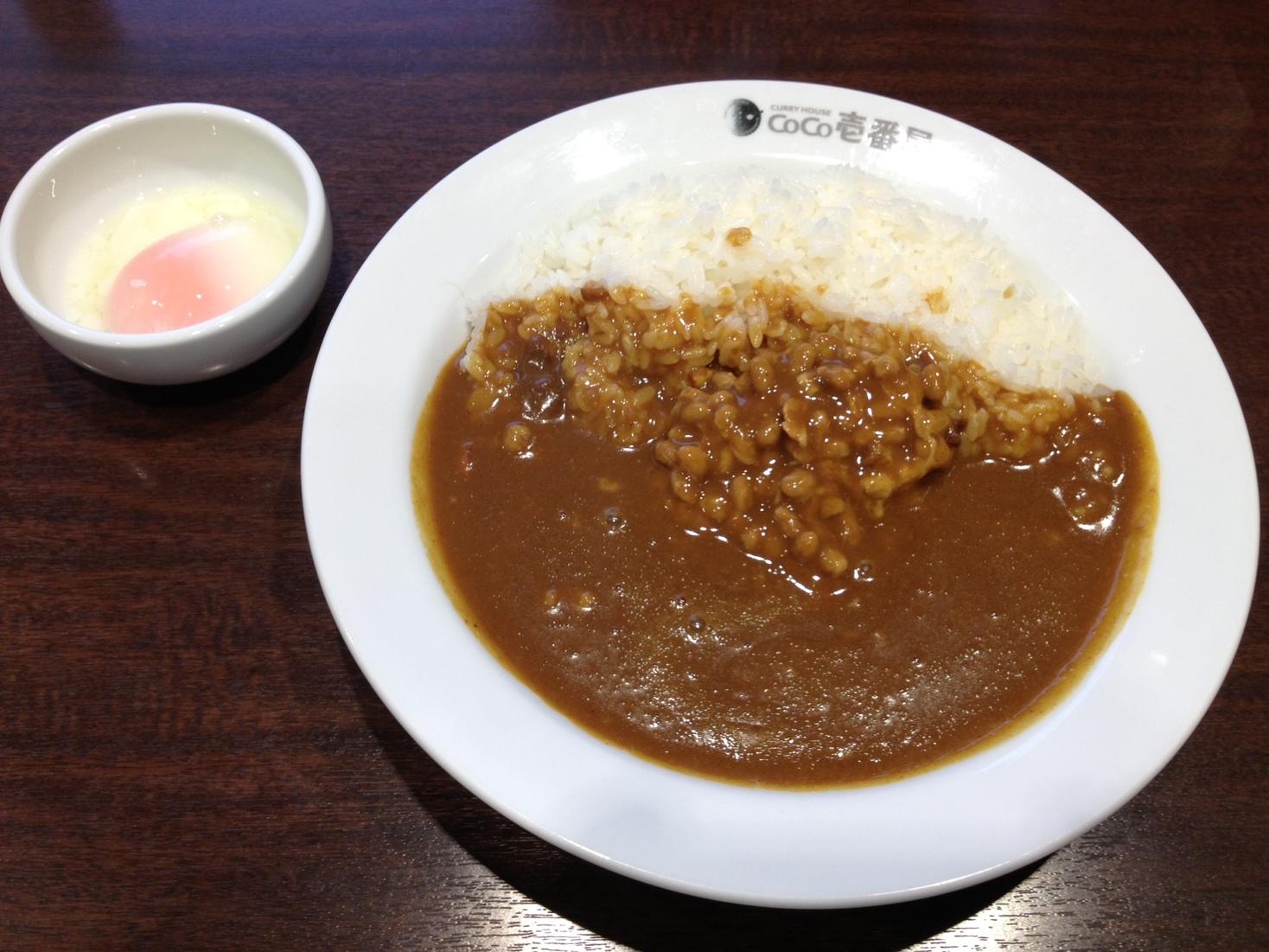 CoCo壱番屋 石川津幡店