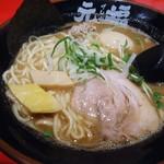 麺屋 元福 - 「味玉ラーメン」780円也。税込。