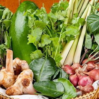 新鮮野菜たっぷり♪ヘルシーです