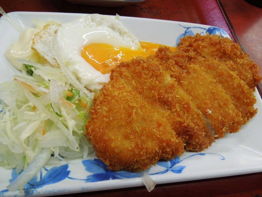 ヤマトモチスエヒロ食堂