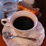 よろこび - ブレンドコーヒー350円