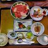 宮下温泉 栄光舘 - 料理写真:夕食1