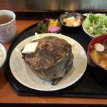 17043976 - まぐろステーキ定食