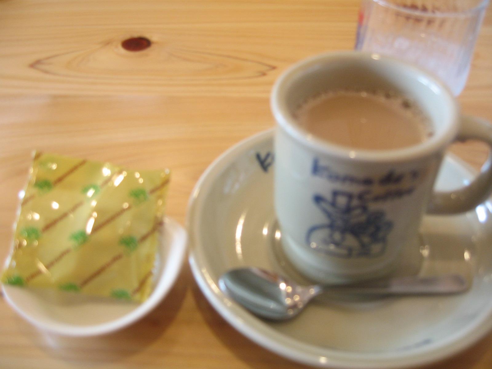 コメダ珈琲店 広島大町店