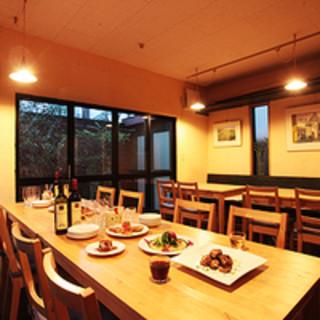東急大井町線沿いに静かに佇む隠れ家的なお店「TRATTORIA Mocco」
