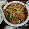 美代志食堂 - 料理写真:回鍋肉定食