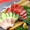 酒灯 ひふみ家 - 料理写真:◆たてがみ刺580円◆上赤身刺880円