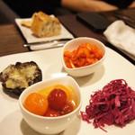 ボノミー - 本日の色々お野菜 (1200円)