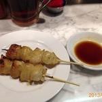 てっちゃん - 2013/01/23 ぼんじり、所謂ダックテール(鶏だけど)