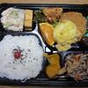 やじきた - 料理写真:幕の内弁当(キャベツメンチカツ)