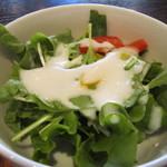サンドイッチカフェ リール - セットのサラダ