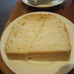 サンドイッチカフェ リール - セットのパン