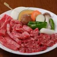 宝山閣 - 食いしん坊セット