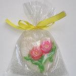 梅かま - 飾り・細工かまぼこ バラ