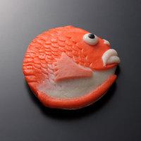 梅香庵 - 飾り・細工かまぼこ 小巻 鯛