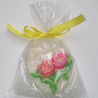 梅香庵 - 飾り・細工かまぼこ バラ