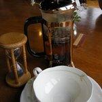 館ヶ森アーク牧場 レストランTill's - 紅茶