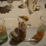 ジャルダンドゥボヌール - Avent dessert