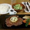 サムディ - 料理写真:ロース・ステーキ・セット