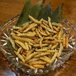 ノング インレイ - 竹蟲