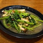 ノング インレイ - 空心菜の炒め物