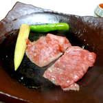 17131135 - 神戸ビーフは脂肪があっさりとして、幅広い年代に好まれる高級ブランドだ