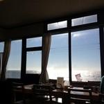 あさり浜 - 船上に居るような眺め