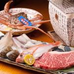 京彩厨房 なが田 - 料理写真:島根ならではの味覚を堪能するなら『炭火焼』