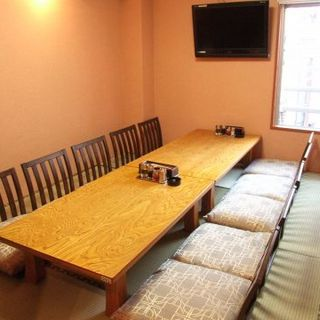 TVでも多数紹介された有名店。1階・2階に個室・テーブル席など完備!!