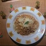 スタープラチナ - トニオ料理再現!娼婦風スパゲティ☆